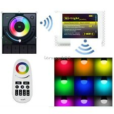9W E27 RGBW Bulb Light 4-Zone WIFI Controller Wireless 2.4G RF Remote Mi-Light