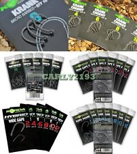 Brand New Korda Hooks - All Sizes & Types Available.