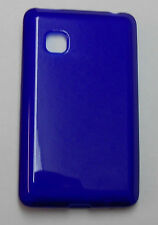 TPU SHINY GEL CASE SKIN COVER LG T 375 395  in 4 Colors w FREE SCREEN PROTECTOR