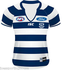 Geelong Cats 2014 AFL Ladies Home Jersey Pick Your Size 8-18!