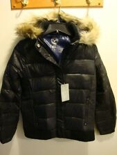 NWT Women American Eagle AE Get Down Hooded Puffer Jacket