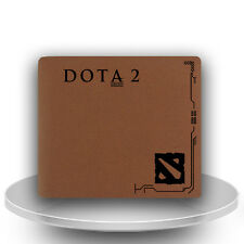 Online Game Dota 2 Peripheral Product  PU Leather Exquisite Men's Wallet Purse