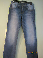 "NEW Men's Rock & Republic Straight Leg Neil Jeans ""VIPER"" 38x30"