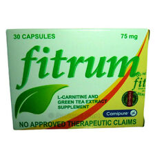 Fitrum Green Tea Extract Weight Loss Fat Burner Weight Control Increase Energy