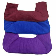 Aromatherapy Fleece - Neck Shoulder Joint HOT OR COLD Heat Pack Wheat Bag Pillow