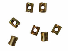 New Replacement HIGH Quality M6 & M8 Bed Bolt Barrel Nuts