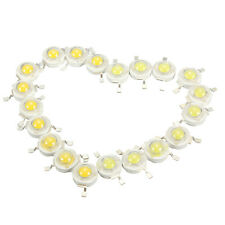 10Pcs 3W High Power Led Lamp Beads LED Chips 200-230LM 45MIL White/Warm White