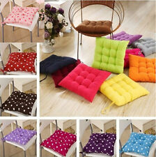 Fashion Summer Dining Garden Patio Home Kitchen Office Chair Seat Pads Cushions