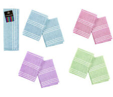 """""""Brights"""" Pack of 2 40x30cm Fabric Dinner Placemats"""