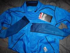 NIKE PRO COMBAT BASE LAYER COMPETITION HYPERWARM SHIRT DRI-FIT M XL NWT $60