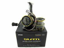 RYOBI SLAM 3000~6000 Light Material Spinning Reel(With an extra spare spool)