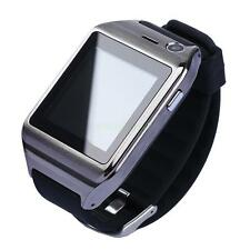 "Smart Bluetooth Wrist Watch Mobile Phone GSM Camera MP3/4 SIM TF Slot 1.5"" Touch"
