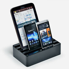 ALL-DOCK Smartphone & Tablet Charging Dock  iPhone/Nokia/Sony/Samsung Compatible