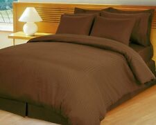 300 Thread Count Goose Down Alternative Comforter [600FP, 50oz] - Chocolate
