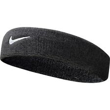 "nike swoosh workout headband  2"" unisex  white magnet red pink or chartreuse NEW"