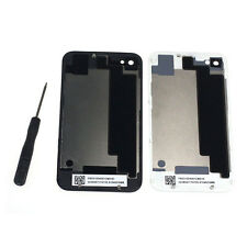 New Battery Back Cover Door Replacement For Apple iPhone 4S Perfect