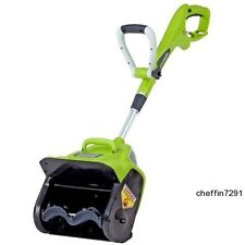 Corded Electric Snow Blower Plow Thrower Shovel Remover 0 Carbon Emissions NEW