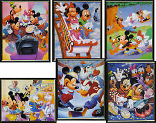 Choose Any One (or more) Disney Framed 8 x 10 Prints under Plexiglass Brand NEW