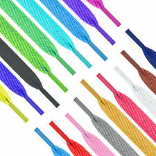 FLAT Athletic 27 36 45 54 Inch Sneaker SHOELACES Many Colors! shoe lace strings