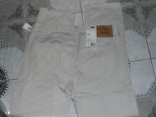 Men's Levi's 511 Twill Jeans in Stone - Great Color! NWT