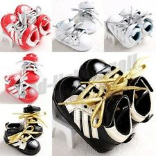 New Arrived Baby Shoe Soft Sneaker Boy Girl Infant Toddler Newborn-18 Months #LU