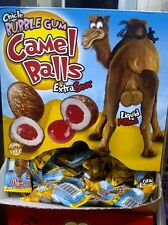 Choose 10 TO 200 CAMEL BALLS SOUR SWEETS Funny Gr8 4 Parties Bags Boy Girl Retro