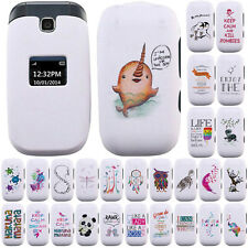 For LG 450 MetroPCS Dinosaurs Love Story Snap On HARD Case Cover Accessory