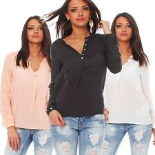 ONLY DAMEN BLUSE FALLOW L/S SHIRT WVN ESS NOOS SHIRT 34,36,38,40,42