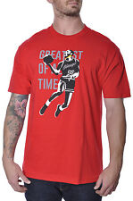 Basketball Legend Chicago Greatest Old School Player 23 Cotton Red Tee Shirt