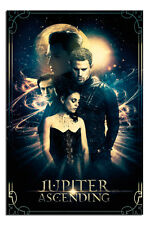 Jupiter Ascending Collage Poster New - Maxi Size 36 x 24 Inch