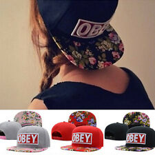 Men Women Outdoor Sports Adjustable Bboy Hip-Hop Baseball Cap Snapback Dance Hat