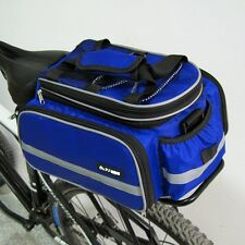 New Outdoor Bicycle Bag Bike Double Rear Seat Bag Pannier For Rear Bike Rack