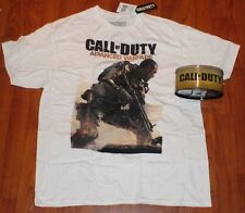 New Call of Duty Advanced Warfare t-shirt COD AW T-Shirt black ops II Ghosts
