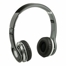 Foldable 3.5mm Bluetooth Stereo Headset On-ear Headphones Handsfree MP3 Player