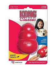 Kong Classic Dog Chew Toy for Small to XXL Dogs