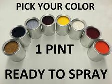PICK YOUR COLOR - 1 PINT - Ready to Spray Paint for MERCEDES-BENZ CAR / SUV