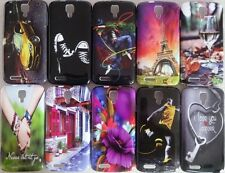 DESIGNER GLOSSY SOFT SILICON BACK CASE COVER FOR MICROMAX CANVAS JUICE A77 A177