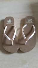 New AuthenticTory Burch Khaki Flip Flops.Size 6-10. 20% Off. Free 2-day Shipping