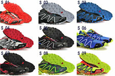 New Men's Smart Casual Speedcross Outdoor Running Sports Shoes 28color EU 40-46