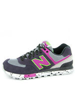 NEW BALANCE shoes Womens 90s Outdoor 574 Pur/pink Wl574opp Streetwear