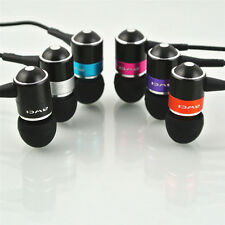 New Awei Q3 3.5mm Earphone Super Bass Noise Isolation Headphone For Phone/MP3/PC