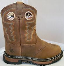 Rocky  # FQ0003575 Kid's Branson Roper Western Boots- Several Sizes