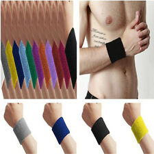 Fashion Cool Sweatbands Wrist Sweat Band Sports/Yoga/Workout/Running Terry Cloth