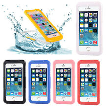 Shockproof Waterproof Hard Case Cover Protector for Apple iPhone 4 5/5C 6 6plus