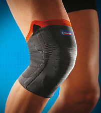 Reinforced Pull On Knee Brace – Recommended for knee ligament injuries