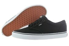 Vans Atwood VN-0TUY187 Black Canvas Skateboarding Casual Shoes Medium (D, M) Men