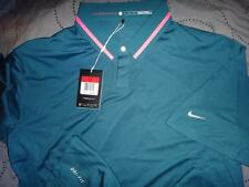 NIKE TIGER WOODS COLLECTION GOLF DRI-FIT POLO SHIRT L XL XXL MEN NWT $95.00