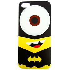 Despicable Me ONE-EYED Batman Minion Hero iPhone / iPod touch / S3 S4 Soft Case
