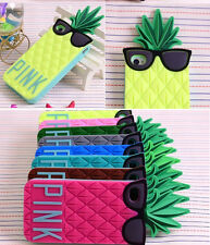 3D Pineapple Design Silicone Soft Case Cover Shell For iPhone 4 4S 4G 5 5S 5G