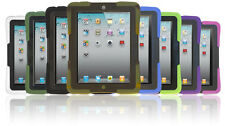 Kids Proof Safe Heavy Duty Armor Shockproof Case Cover for iPad 2/3/4 Air Mini 2